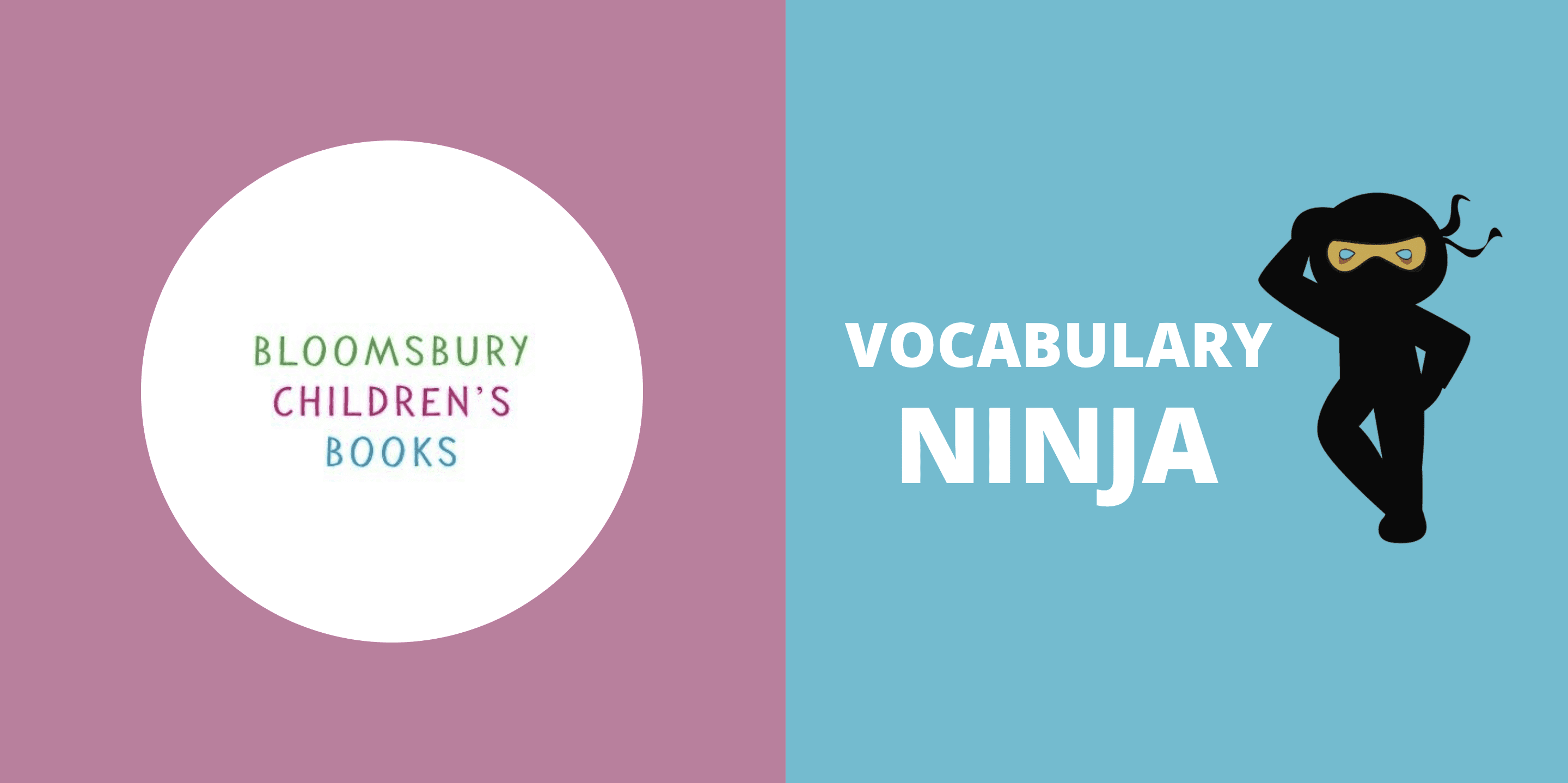 Vocabulary Ninja and Bloomsbury Kids Livestream